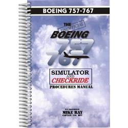 کتاب The Boeing 757 / 767 Checkride- کتاب The Boeing 757 / 767 Checkride