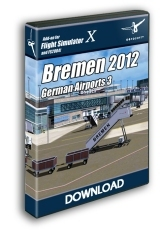فرودگاه German Airports​ 3 Bremen