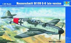 ماکت جنگنده Messerschmitt Bf109 G-6 Late Version