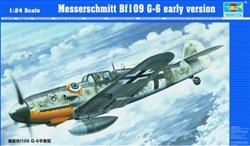 ​ماکت جنگنده Messerschmitt Bf109 G-6 Early Version